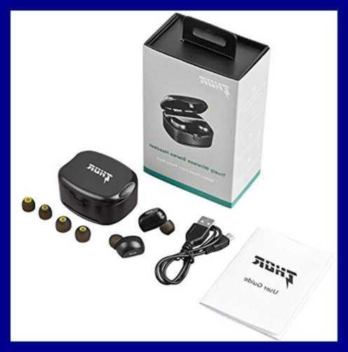 Wireless Stereo Sound Headphones Charging M