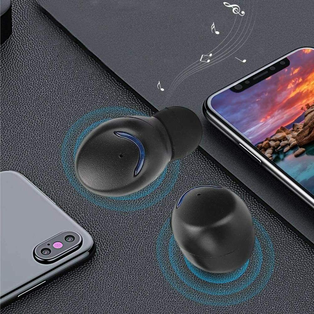 Wireless Bluetooth Earbuds Bass Earphones Buds