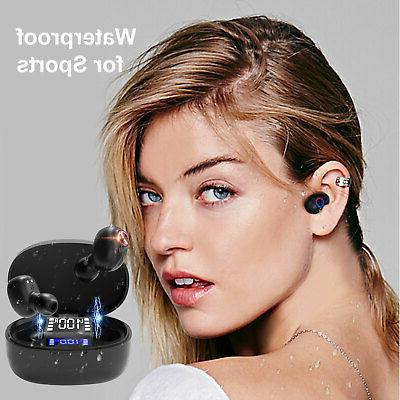 Wireless Earbuds 5.0 Earphones Headphones S10 S9 Note 9