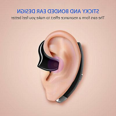 Wireless Earbuds Bluetooth Headset Earpiece Headphone