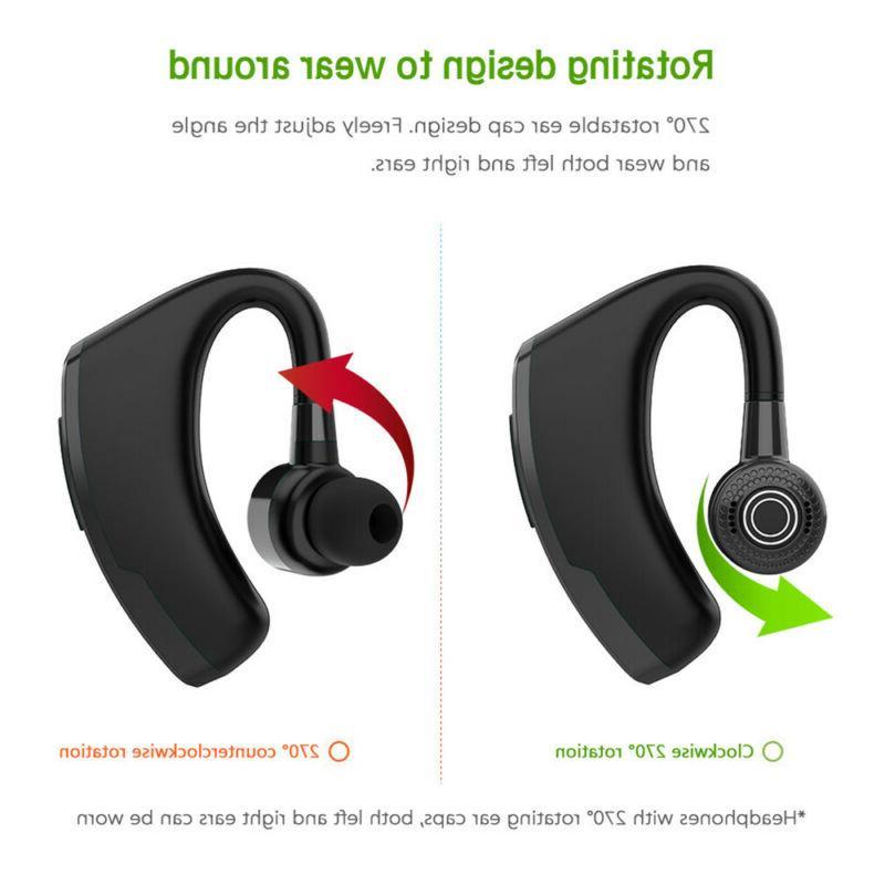 Wireless Headset Headphone Earphone Sports Earbud