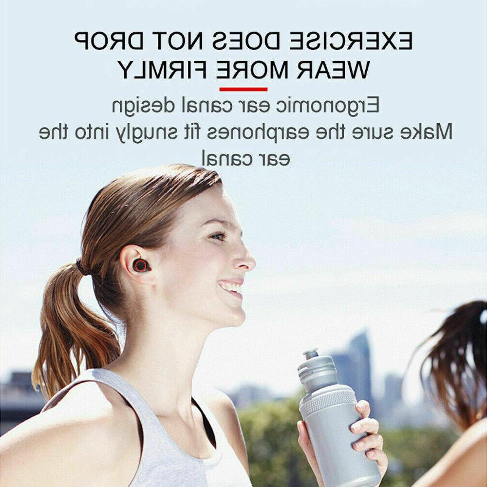 Wireless Sweatproof Stereo Headphone
