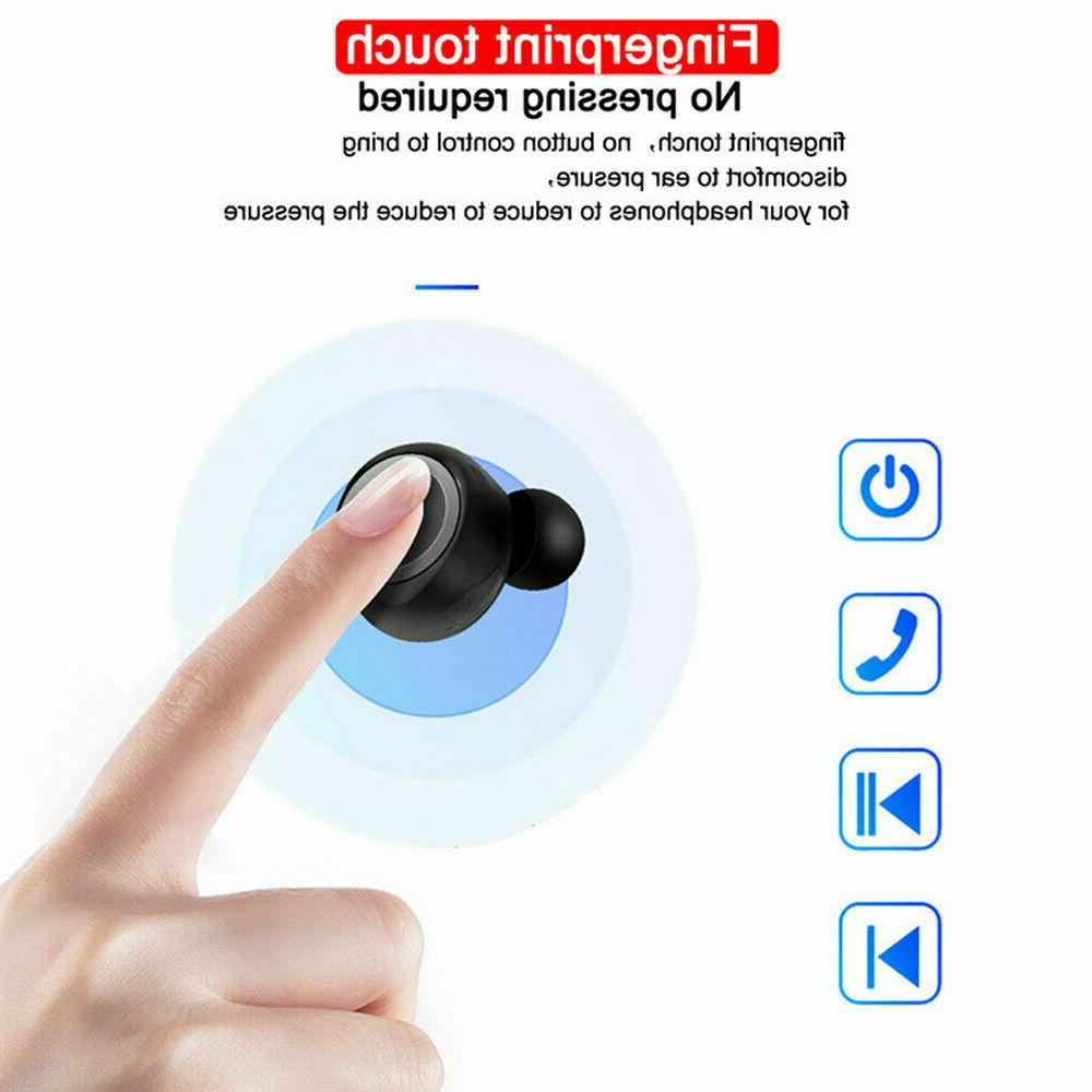Wireless Sweatproof TWS In-Ear