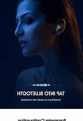 Wireless Earbuds bluetooth TWS Earphones iPhone