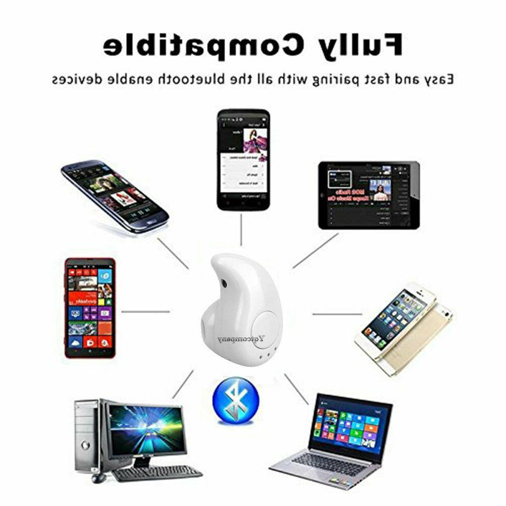 Wireless Bluetooth For Samsung iOS Android