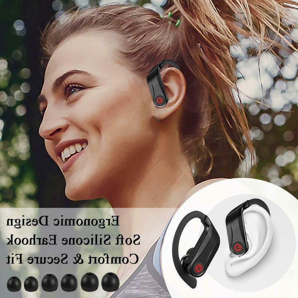 Wireless 5.0 Sport Earphones