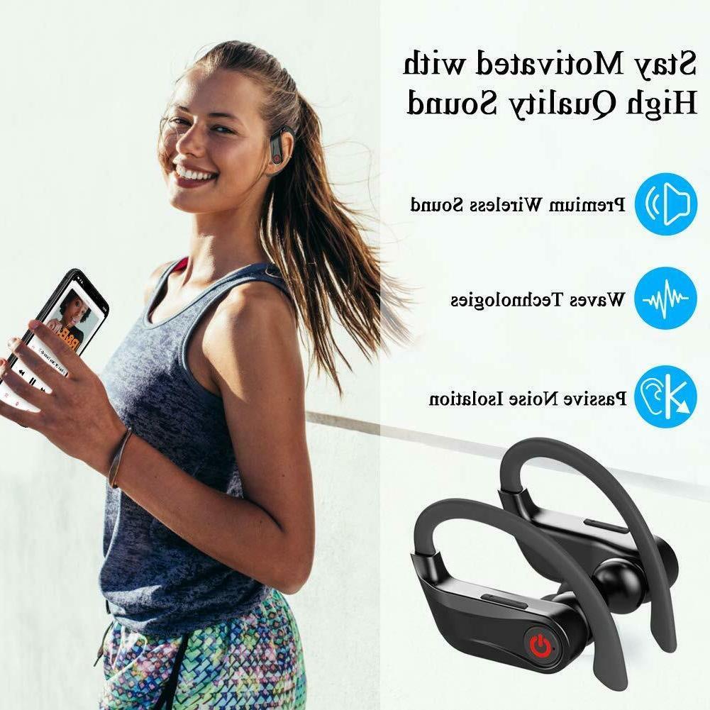 Wireless Earbuds, Bluetooth Earphones Headset