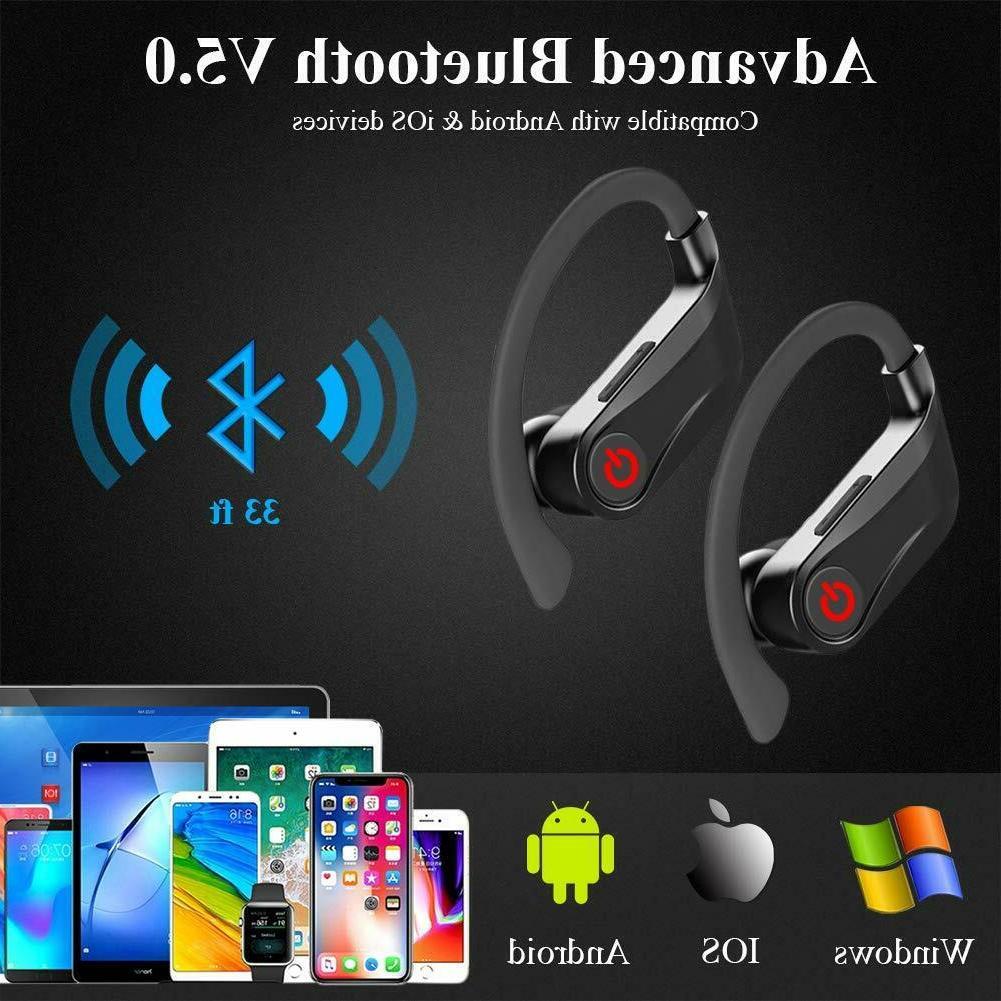 Wireless Earbuds, 5.0 True Wireless