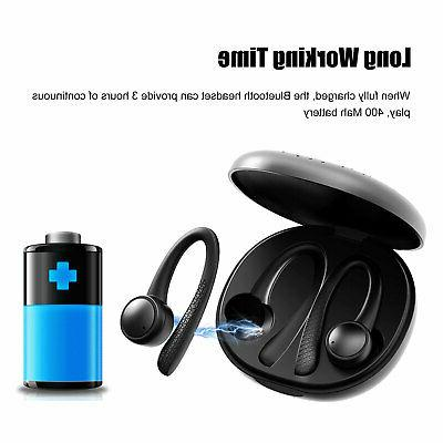 Wireless Bluetooth Headphones 5.0 True Wireless Sport Earphones