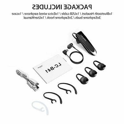 Wireless Earbuds Bluetooth Ear Headset Earphone Handfree