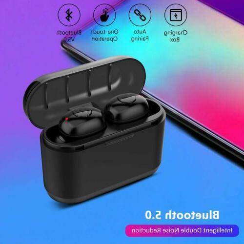 Wireless Headphones & Box