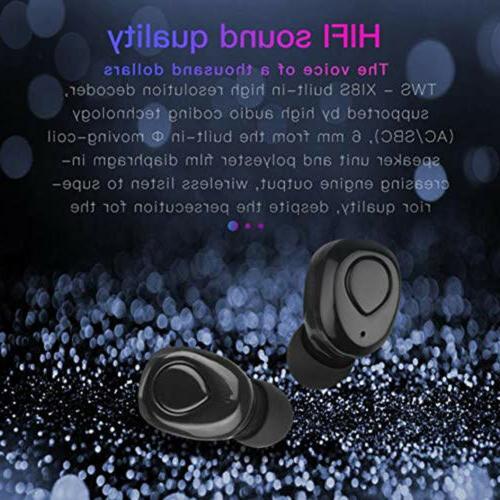 Wireless Headphones with & Charging