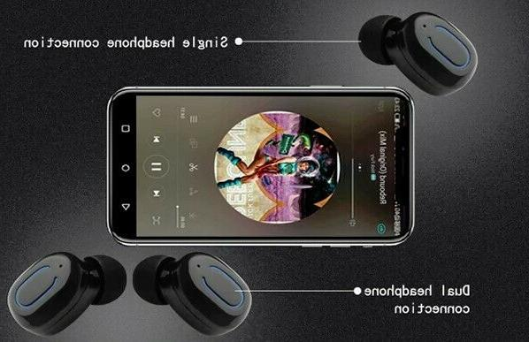 Wireless Earbuds Bluetooth Headphones Box