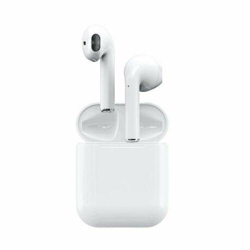 i12 TWS Bluetooth 5.0 Headphone Wireless Earbuds Headsets To