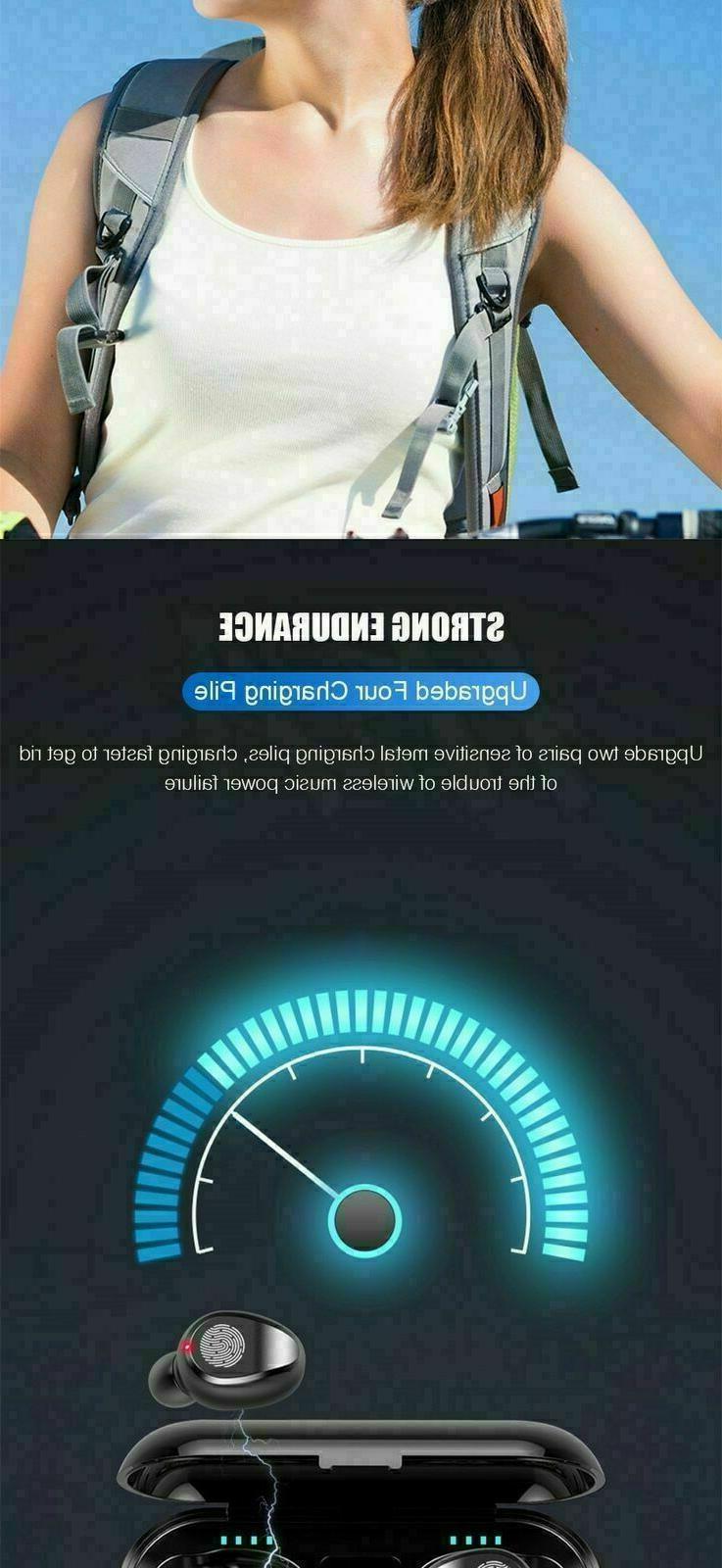 Wireless Earbuds Earphones Noise Waterproof bluetooth