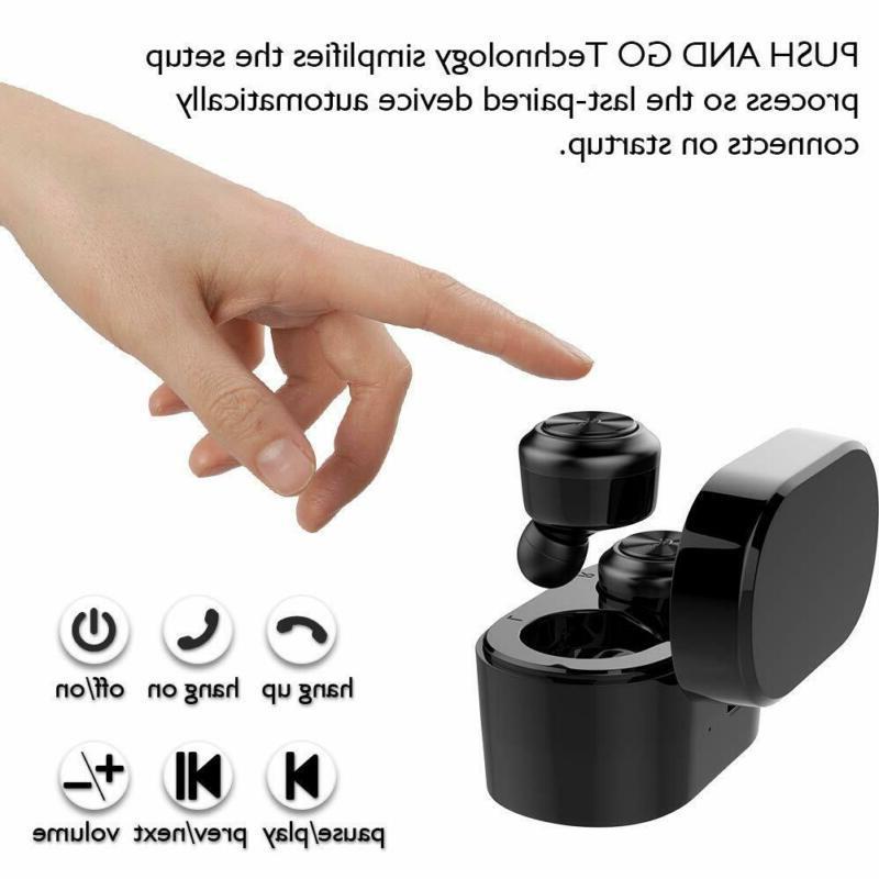 Wireless Earbuds,Xawy Latest Bluetooth 5.0 Wireless Bluetoo