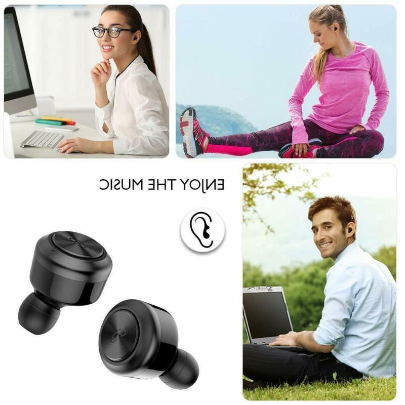 Wireless Earbuds,Xawy E18 Bluetooth Wireless