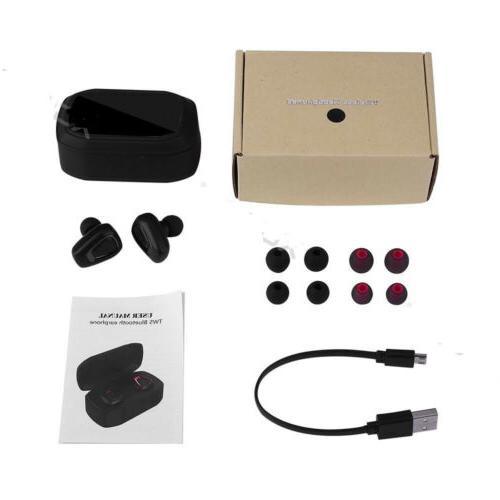 Wireless Earbuds Headset In-Ear Earphones Phone X XS XR