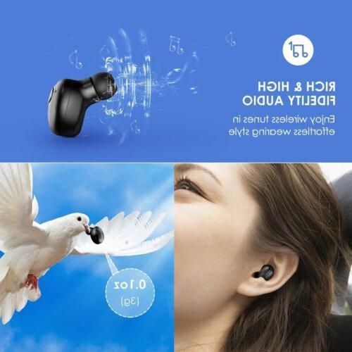 Wireless Earbuds Headset Headphones Phone X XS XR