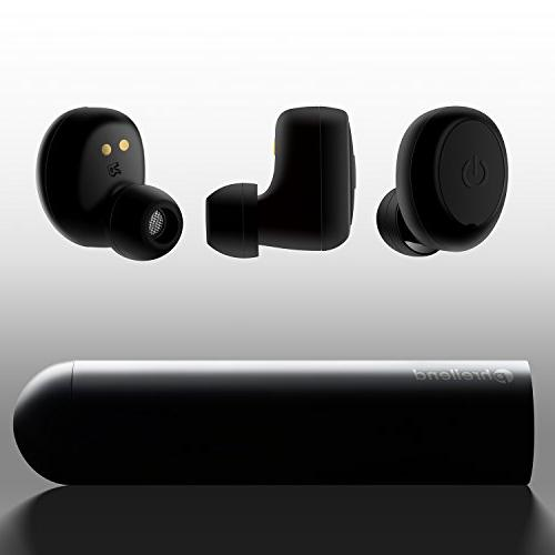 Wireless Mini Headset Invisible Sports In Earphones with Portable Built-in Smartphones