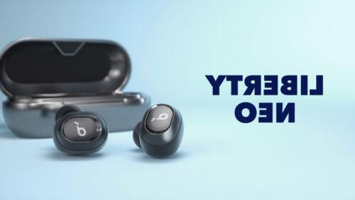 Wireless Earbuds,Soundcore Liberty Neo by