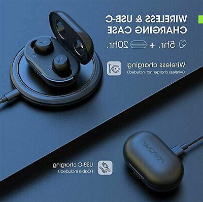 Wireless Earbuds Mpow in-Ear Bluetooth Waterproof Earphones