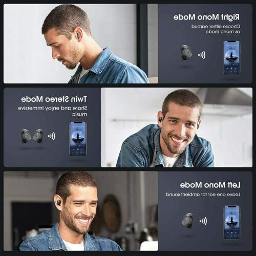 Wireless Earbuds MDots Bluetooth Bass Sound