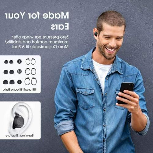 Wireless Bluetooth Headphones Bass