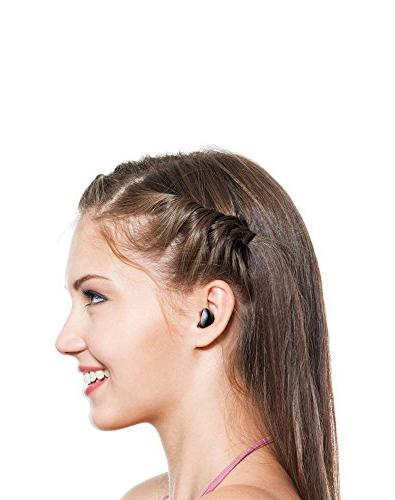 Bluetooth Earpiece, ear mic, Wireless Cell for Android and iPad