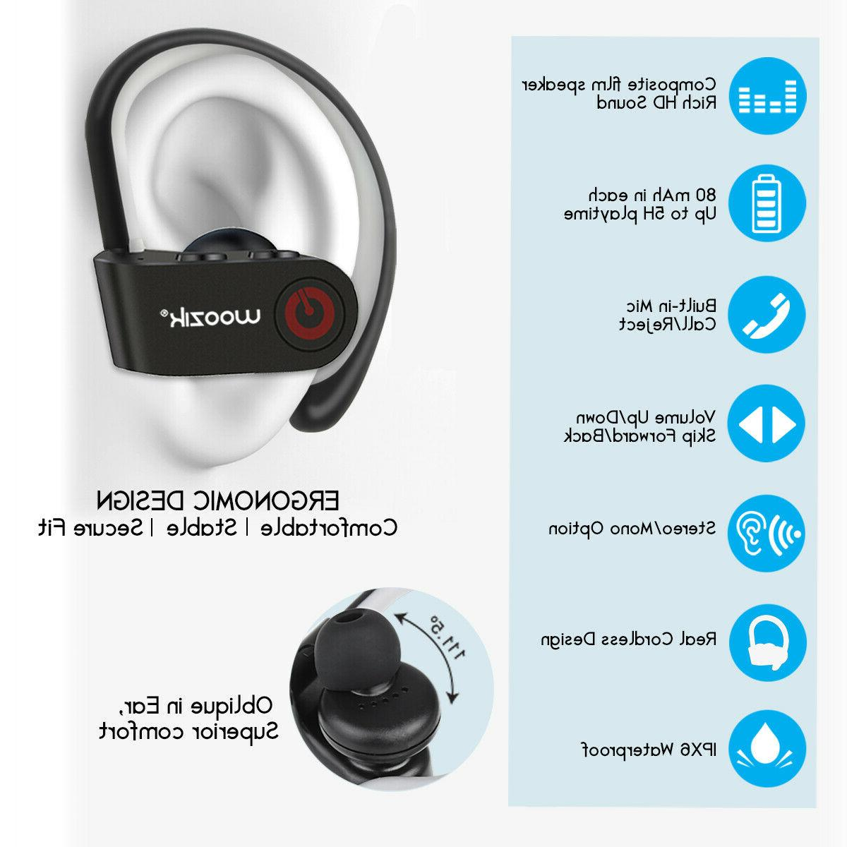 Wireless TWS True Earphone In-Ear Headset