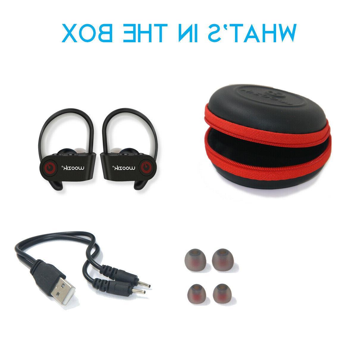 Wireless Earbuds True Bluetooth Stereo Earphone In-Ear