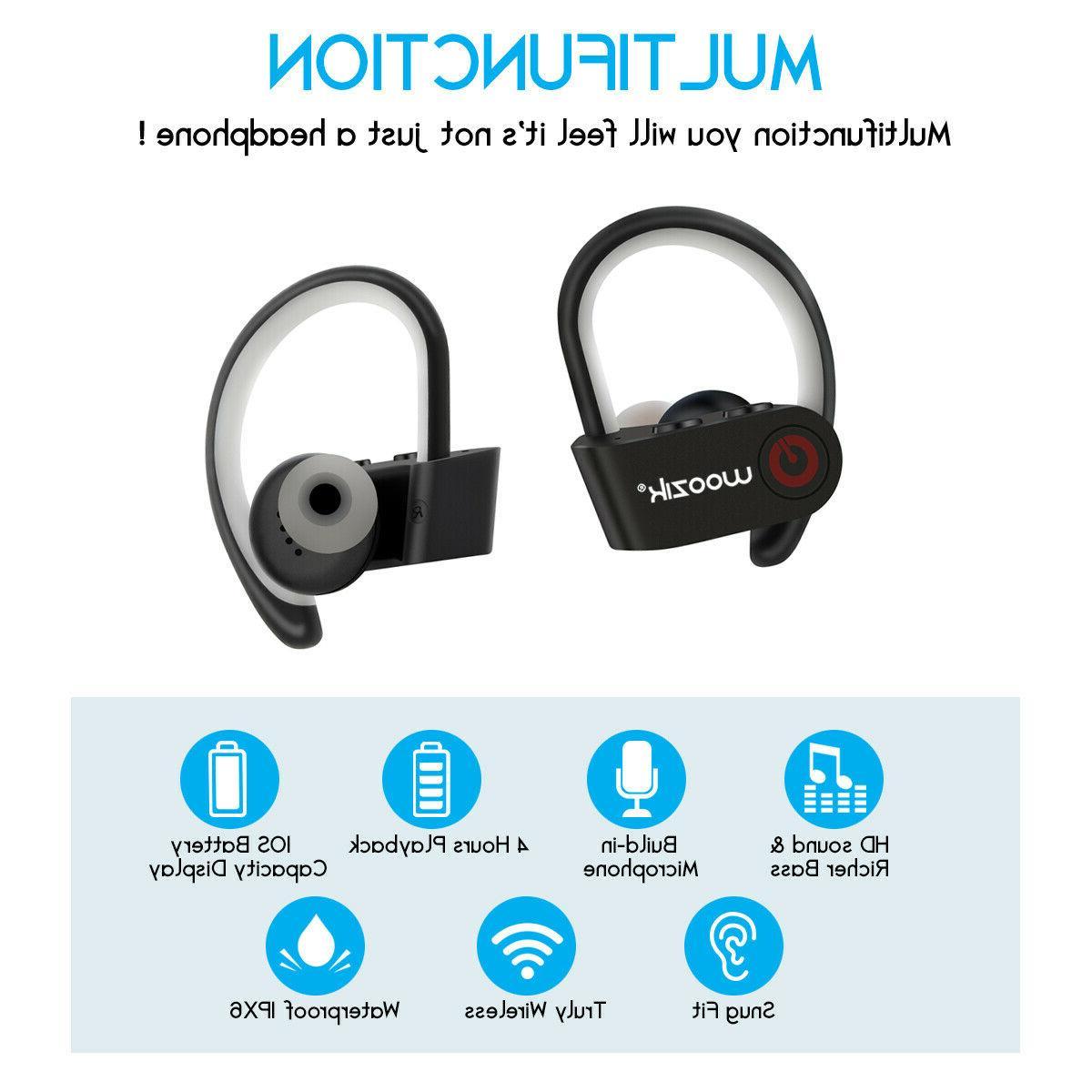 Wireless True 5.0 Earphone Bass Headset