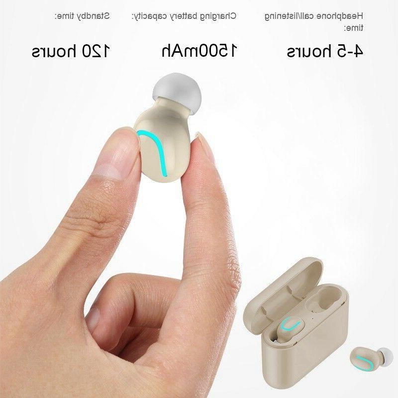 Wireless Earbuds TWS True 5.0 Earphone