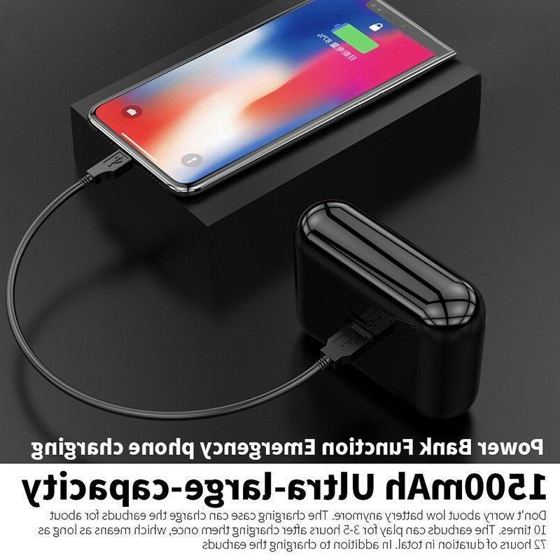 Wireless Earbuds True Bluetooth Earphone