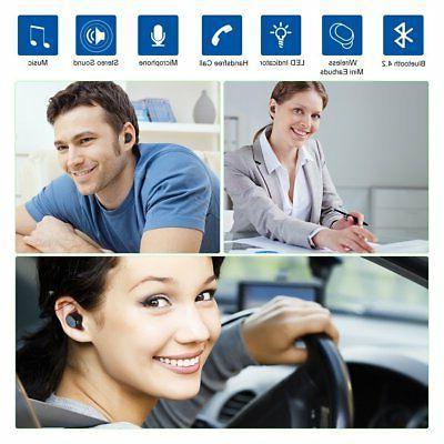 Wireless Earbuds TWS Mini True Bluetooth Earphone