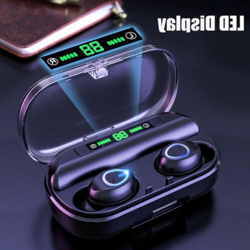 Wireless Earbuds V10 5.0 Earphone Headset