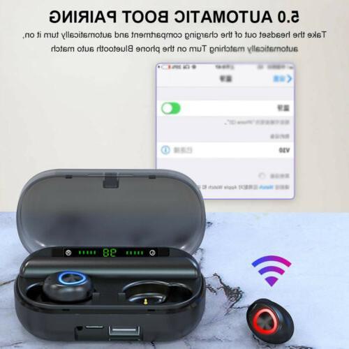 Wireless 5.0 TWS