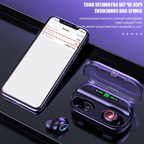 Wireless 5.0 Mini TWS Earphone