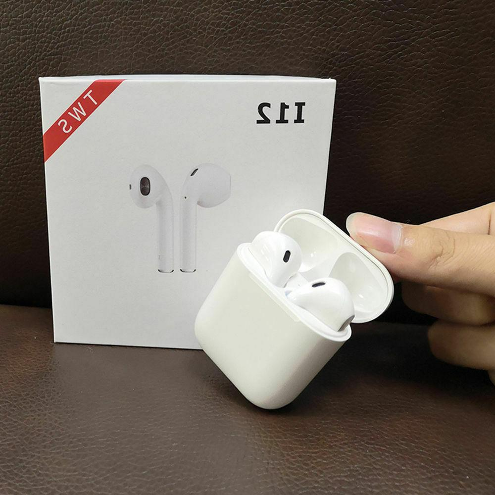 Wireless Earbuds w/ Case Headphones Perfect Clone