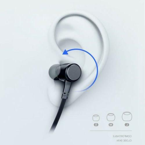 Wireless Neckband Stereo Headphone for iOS