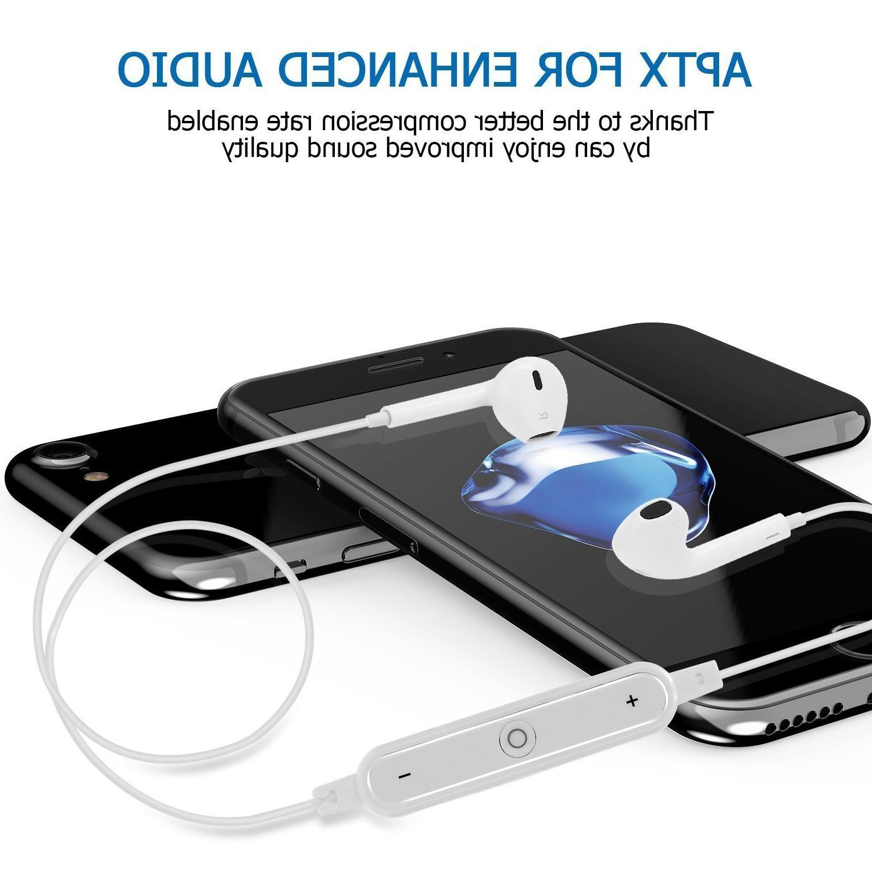 Wireless Earpiece Bluetooth Noise Earbuds Headset