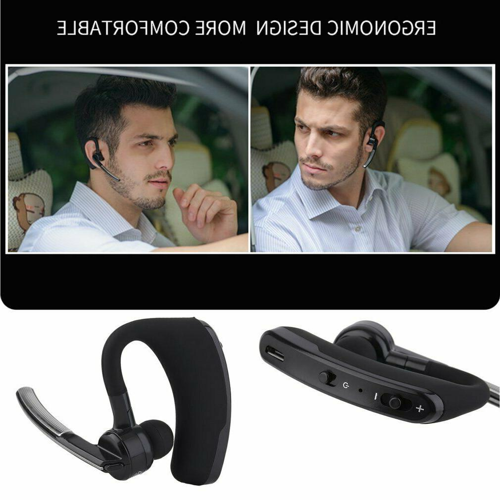 Wireless Bluetooth Stereo Earpiece Headphone