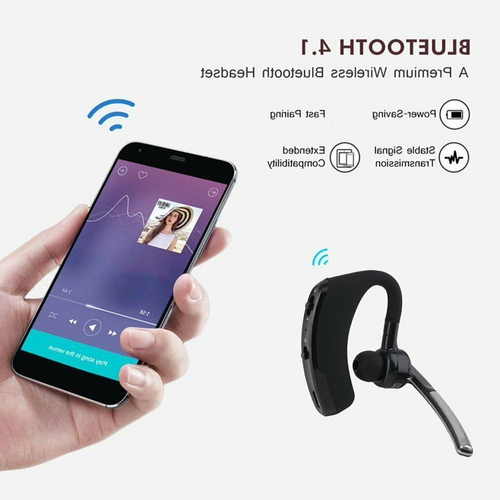 Wireless Earbud Stereo Headphone Earphone Handfree