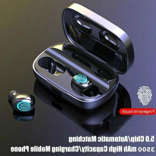 wireless headphone 5 0 tws bluetooth earphones