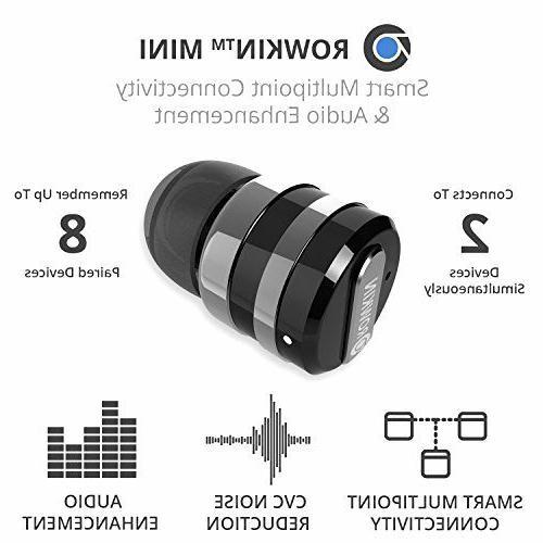 Rowkin Wireless Mini Headset Buil