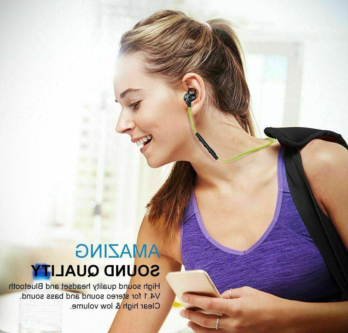 Wireless Headphones Bluetooth Stereo