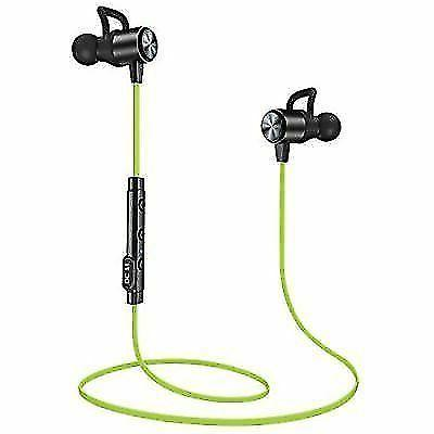 wireless headphones lightweight bluetooth earbuds sweatproof