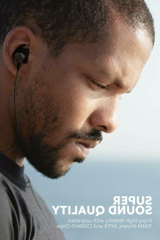 Wireless Bluetooth Headset Sweatproof Ear