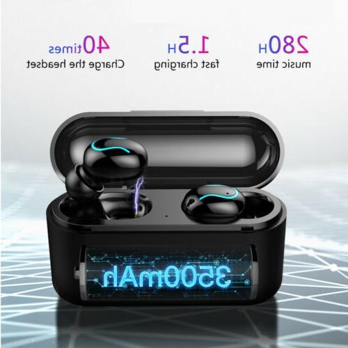 wireless headset bluetooth 5 0 tws earphones