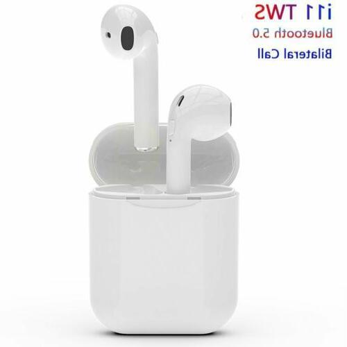 i7s i9s TWS For w/ Case Earphones